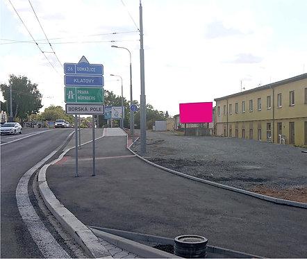 Plzeň - Domažlická - Billboard 03
