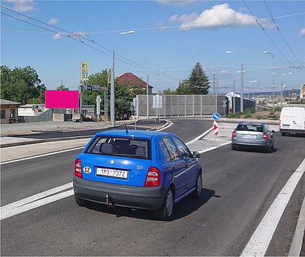 Plzeň - Domažlická - Billboard 02