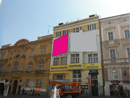 Plzeň - Americká 4 - LEVÁ