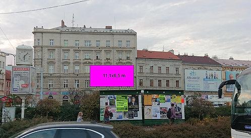 Plzeň - Palackého náměstí 23 - PRAVÁ
