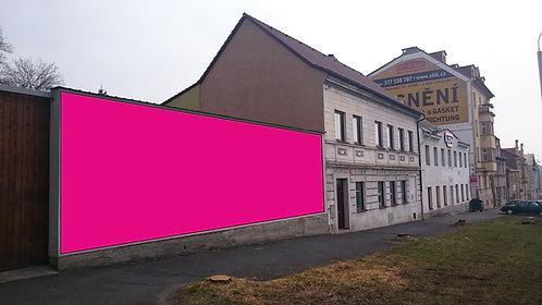 Plzeň - Karlovarská 40 - tabule