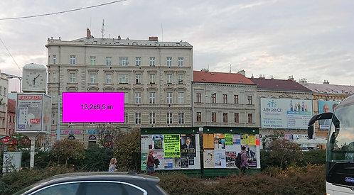 Plzeň - Palackého náměstí 23 - LEVÁ