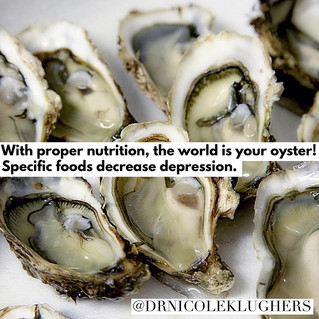 The World is Your Oyster (with Proper Nutrition)
