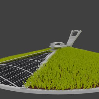 rotonda fotovoltaica