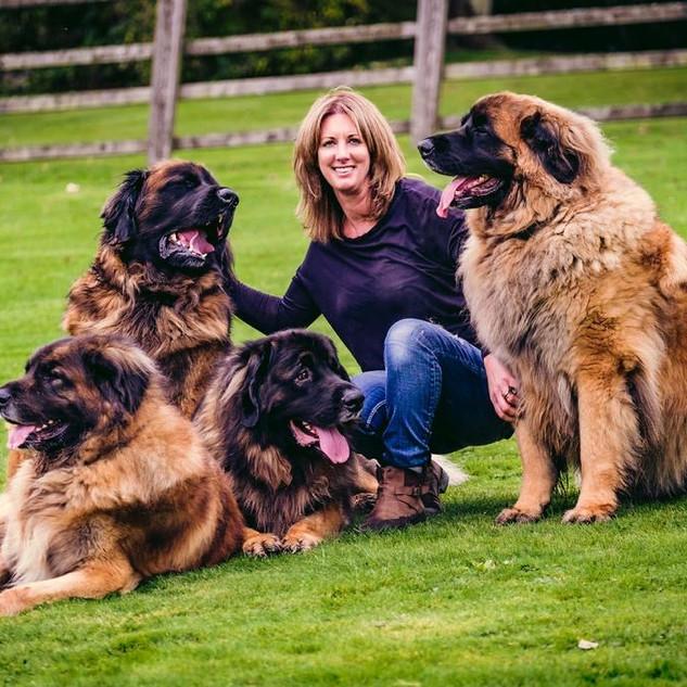 Kath & her boys
