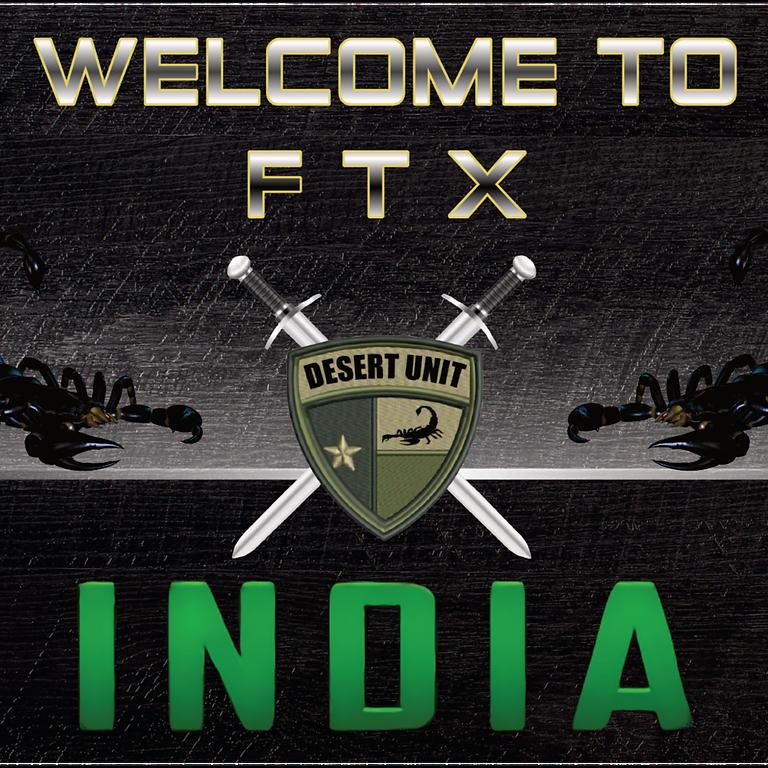 September - FTX INDIA