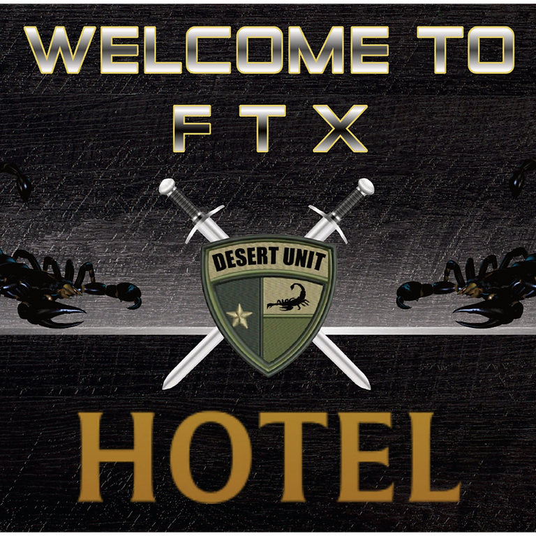 August - FTX HOTEL