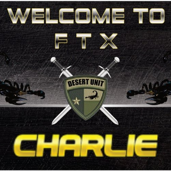 March - FTX CHARLIE (Event 1)