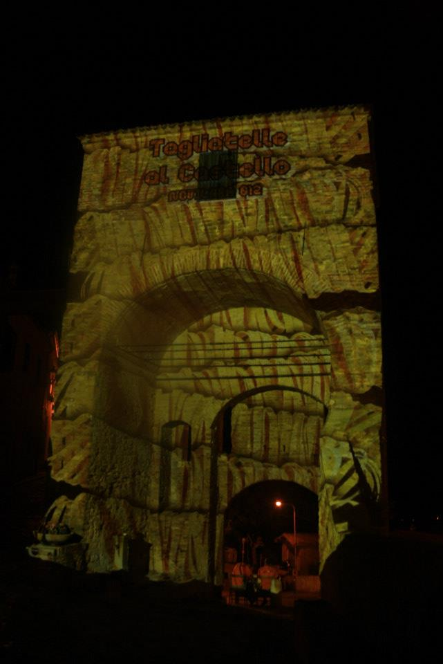 Video-mapping