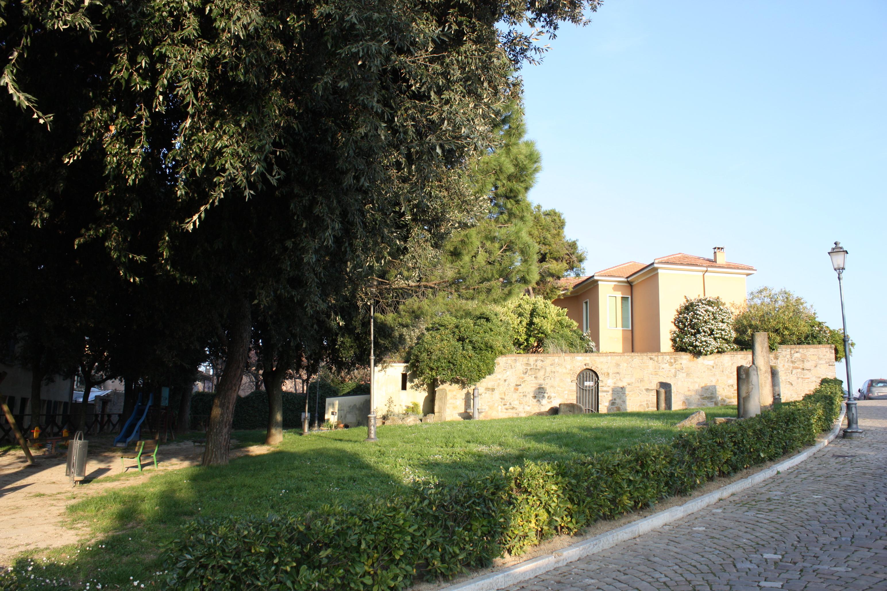 I giardinetti e le ex-scuole