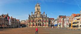 Delft, La Haye et Scheveningen