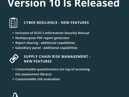 Version 10 is Published!