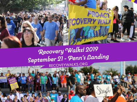 PRO-ACT Recovery Walk with Gift of Life
