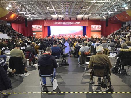 Salutations du Parti communiste de Belgique pour le XXIe Congrès du PCP