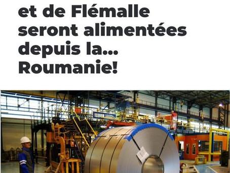 Nouvelles menaces pour les 752 travailleurs de #LibertySteel à Flémalle et Tilleur