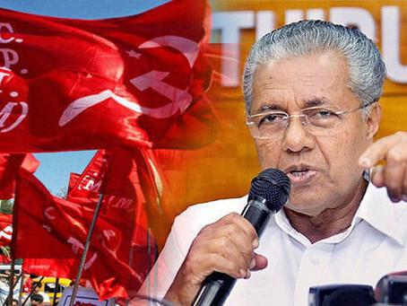Greetings to the Left Democratic Front - Salutations au Front Démocratique de Gauche au Kerala