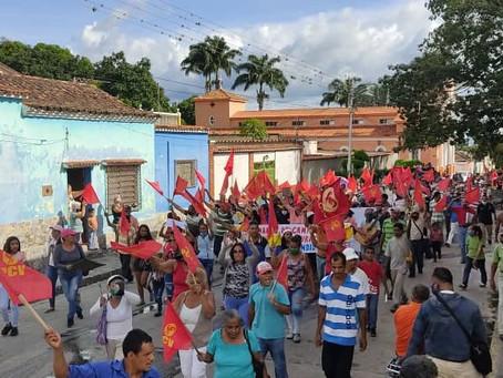 Élections au Venezuela / Verkiezingen in Venezuela