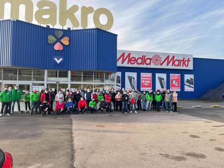 Solidarité avec les travailleurs de Makro