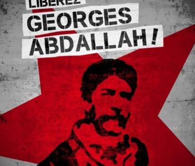 Georges Ibrahim Abdallah ne doit pas mourir en prison ! Libération immédiate !