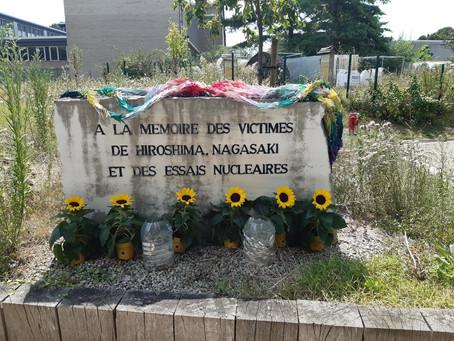 Commémoration des attaques nucléaires contre Hiroshima et Nagasaki