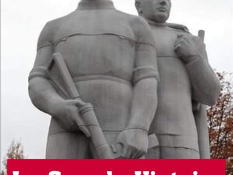 75e anniversaire de la victoire sur le nazisme/fascisme. Commémorer et poursuivre la lutte