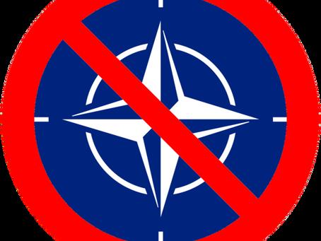Sur le redéploiement de l'OTAN en Belgique