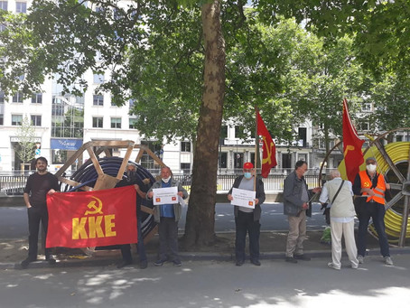 Solidarité avec NKPJ - Solidariteit met de NKPJ