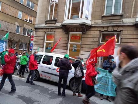 Grève du non-marchand Bruxellois : la fédéralisation divise les travailleurs