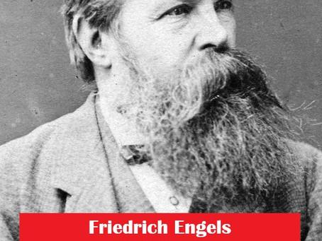 Bicentenaire de la naissance de / tweehonderdste verjaardag van Friedrich Engels