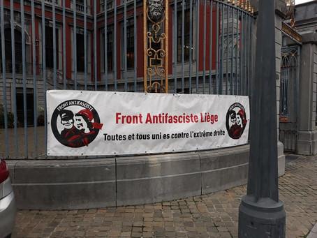 L'extrême-droite n'est pas passée à Liège.