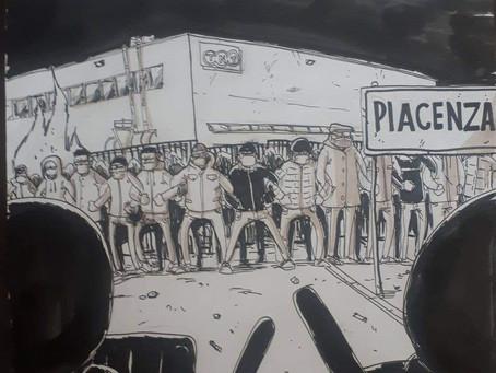 Solidarité avec les travailleurs de FedEx-TNT : Liberté pour nos camarades de S.I. Cobas Piacenza