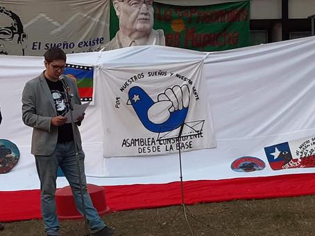 Commémoration Chili 2020 ULB