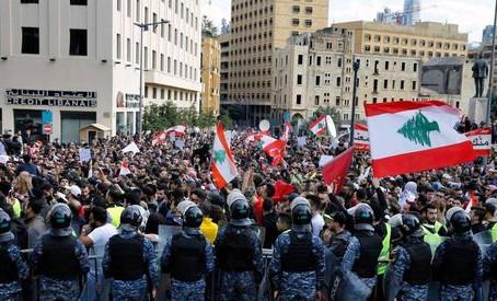 Le Parti Communiste Libanais interdit sur les réseaux sociaux. Solidarité