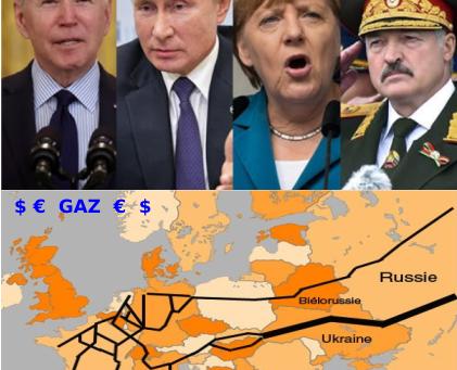 Déclaration sur l'hypocrisie des USA, de l'UE et de la Belgique en Biélorussie