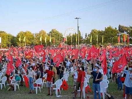 Festa do Avante : une fête réussie ! een geslaagd feest!