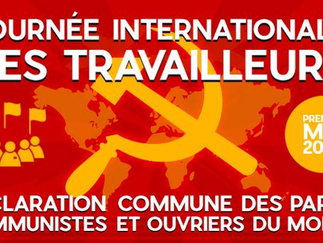Journée internationale des travailleurs du 1er Mai 2020