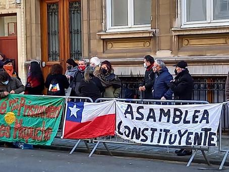Chili : liberté pour les prisonniers politiques