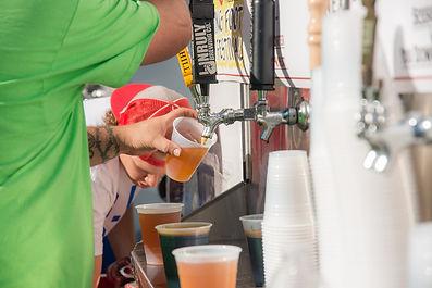 Beer station