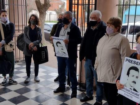 El Equipo de Antropología Forense realizó un procedimiento en Zárate