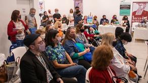 Con una gran convocatoria de público, se realizó la Primera Feria del Libro de Campana