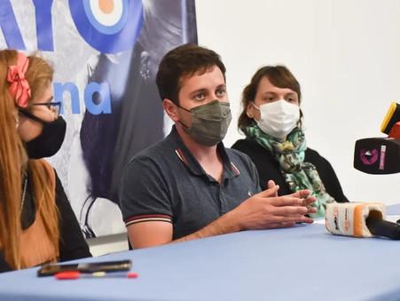 Alejo Sarna propuso la creación de un Hospital de Día de Salud Mental