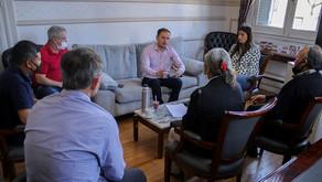 El Municipio sigue articulando acciones con asociaciones civiles