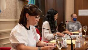 Casaretto presidió su última sesión en el HCD y anunció que irá al Departamento Ejecutivo