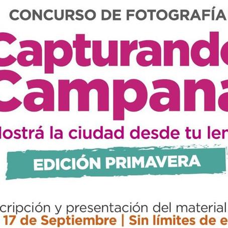 """Hay tiempo hasta el viernes para inscribirse en la edición primaveral de """"Capturando Campana"""""""