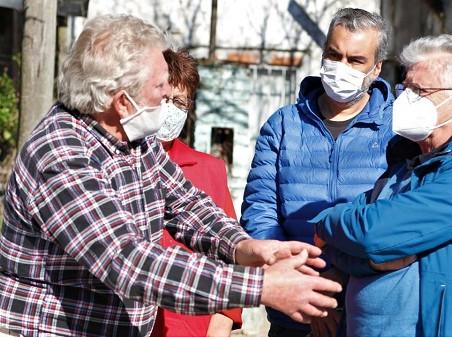"""Rubén Romano: """"Los campanenses deberían poder decidir en qué se gastan los recursos municipales"""""""