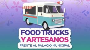'Food trucks' y artesanos regresan este fin de semana a la plaza Eduardo Costa