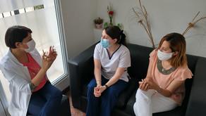 Creando Nexos junto a profesionales locales por la prevención del cáncer de mama