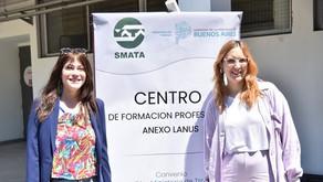 Articulación entre la Universidad de Lanús, Smata y el Estado Bonaerense