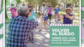 """El programa municipal """"Volver al ruedo"""" llega este viernes a Villanueva"""