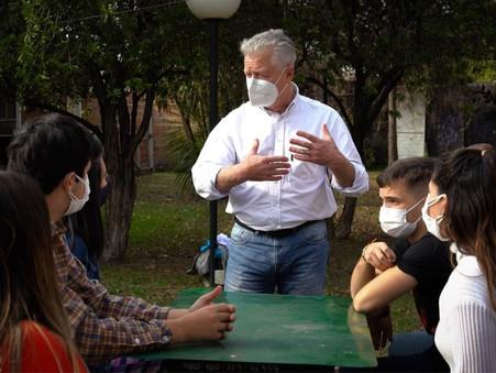 """Romano impulsa el programa """"Te Sumo"""" para fomentar el empleo joven"""
